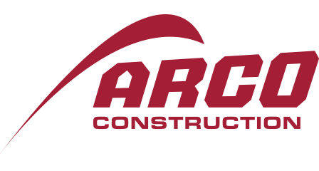 ARCO Construction, Inc Retina Logo